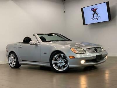 Ebay Advertisement 2004 Mercedes Benz Slk Class Slk 230