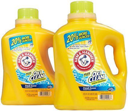 School Science Project Laundry Detergent Comparison Laundry