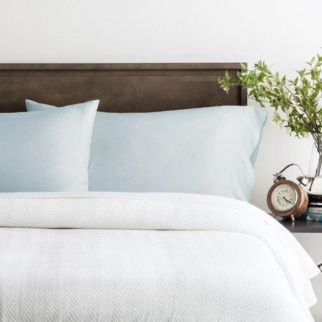Malouf High Tech Pillows Bedding Touch Of Modern Bamboo