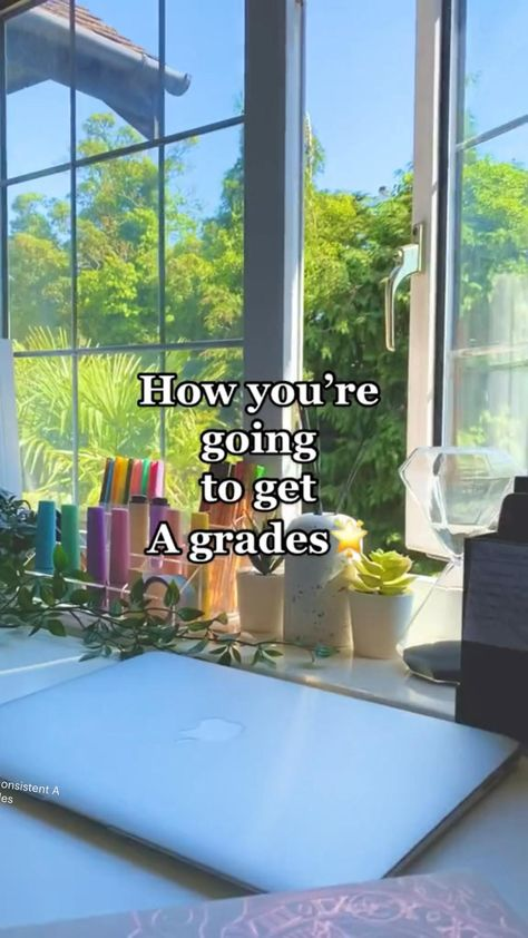 How to get consistent A grades throughout school & college   study tips note taking
