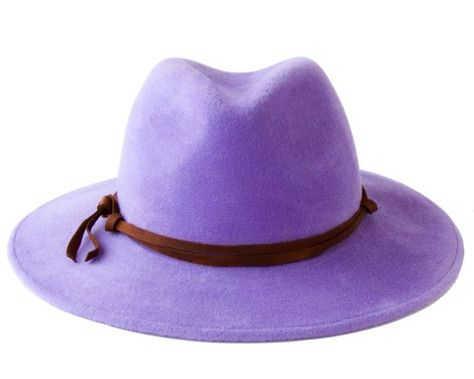 Wide Brimmed Hat Women s Fedora Hat Spring Fashion Spring Accessory Felt Hat  Pastel Color Magenta Ha 3017f4df5c32