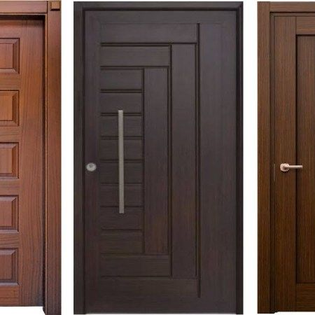 Solid Diyar Wood Luxury Front Door Designs Modrenstyles Front Door Design Bedroom Door Design Modern Entrance Door