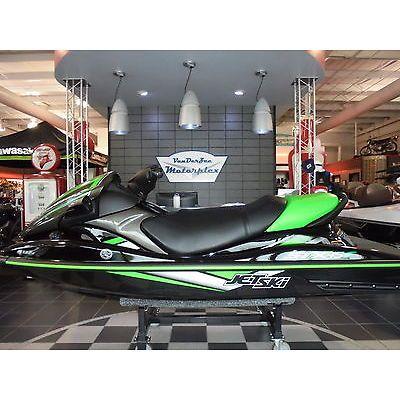 New 2017 Kawasaki STX 15F Jet Ski BOAT SHOW SALE * SAVE NOW | Jets
