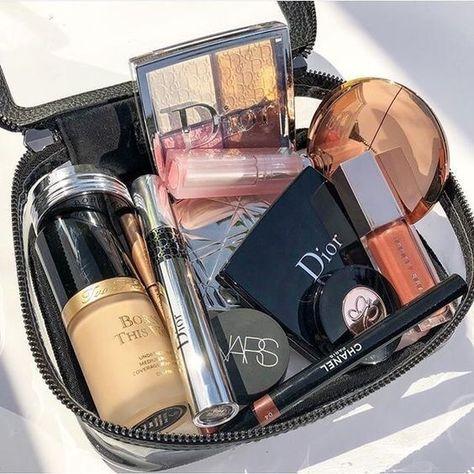 The Best Natural Makeup Tips – LovelYou Makeup Goals, Makeup Kit, Skin Makeup, Makeup Inspo, Makeup Inspiration, Beauty Makeup, Beauty Skin, Face Beauty, Makeup Case