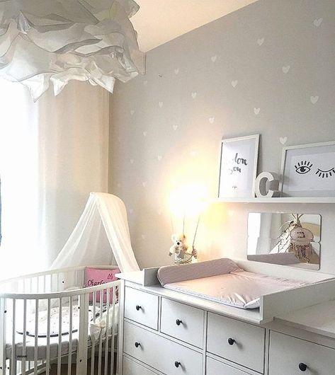 8 Frisch Fotos Von Babyzimmer Madchen Deko Ikea Wickelkommode