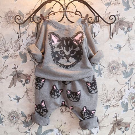 Girl/'s dress w cats Tunic for baby Colorful play dress Kids gift. Toddler clothing ORGANIC baby clothes with pets Maine Coon design