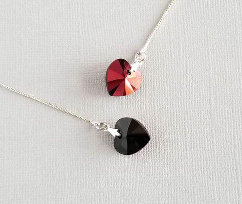 design distinctif pas cher à vendre nouvelle sélection List of tong earrings silver swarovski crystals black images ...