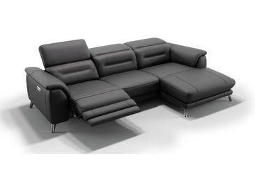 Ledergarnitur Gandino Ecksofa Mit Funktion Zimmereinrichtung Sofa Design