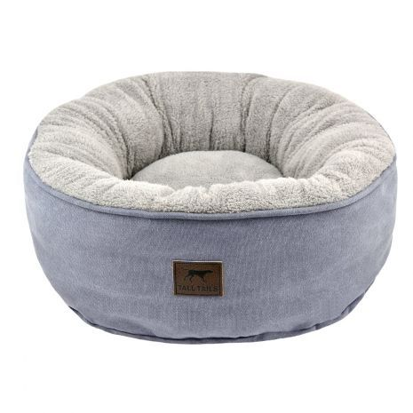 Dream Chaser Charcoal Donut Bed Donut Dog Bed Cute Dog Beds Dog Beds For Small Dogs