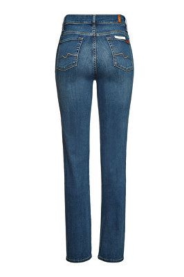 7 For All Mankind The Straight Bair Vintage Dusk Jeans Jeans