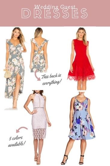 Lovely Dresses For A Wedding Guest Or For Any Special Event You