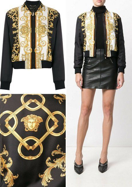 56b15ad55b Best-selling Versace Womenswear Collection in 2018 | Buy Designer ...