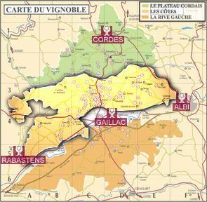 Route Des Vins De Gaillac Route Du Vin Cordes Sur Ciel Et Vins
