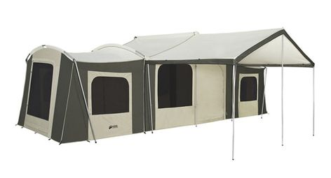 26 x 8 ft  Grand Cabin with Awning - Estimated restock date