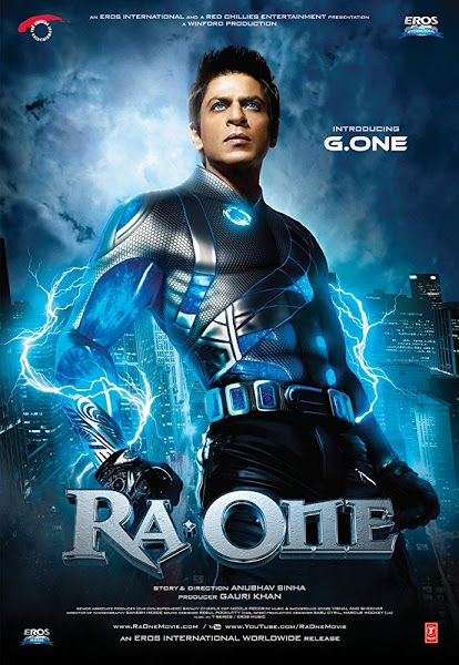 Ra One 2011 Hindi 720p Bluray 1 1gb Free Download Hindi Movies