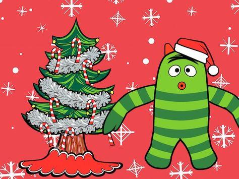 A Very Yo Gabba Gabba Christmas app will get you and your kids dancing
