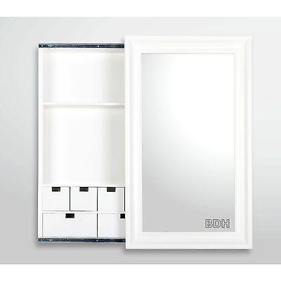 Details Zu Spiegelschrank Rano Furs Moderne Badezimmer Spiegel Bad