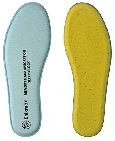 Knixmax Plantillas Memory Foam Para Zapatos Memory Foam Estilo De Zapatos Zapatos
