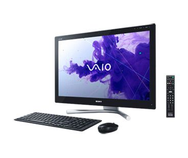 Vaio L Series - the all in one desktop. #PinItToGiveIt