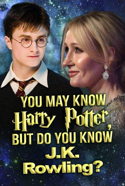 Quiz You May Know Harry Potter But Do You Know J K Rowling Women Com Harry Potter Harry Potter Quiz Harry
