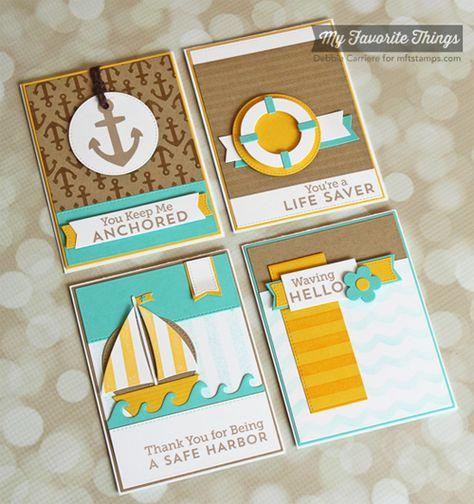 My Favorite Things stamps / debbie