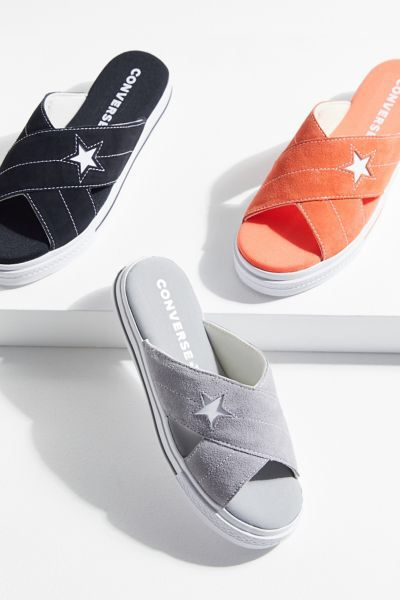 Check out Converse One Star Sandal from