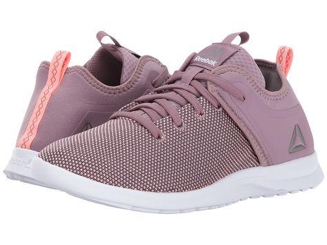 9eaebba87de REEBOK REEBOK - SOLESTEAD (SMOKY ORCHID SOUR MELON WHISPER GREY WHITE)  WOMEN S WALKING SHOES.  reebok  shoes