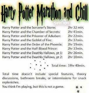 Pin By Caroline Rasmussen On Harry Potter In 2020 Harry Potter Marathon Harry Potter Universal Harry Potter Movies