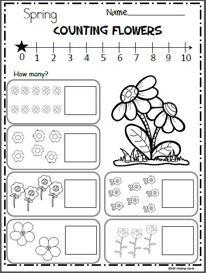 Plant Worksheet For Preschoolers Numbers Alphabet Worksheets Preschool Kindergarten Math Worksheets Free Plants Worksheets