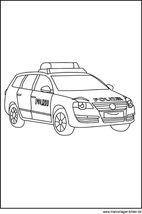 polizei malvorlagen ausmalbilder polizei jeep 01 polizei