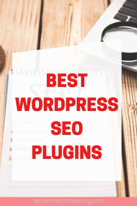 WordPress SEO Plugins SEO Basics for Artists Selling Online