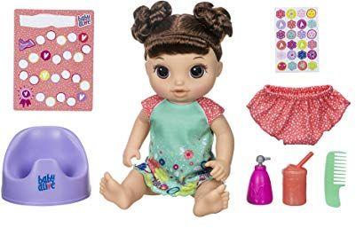 Amazon Com Hasbro Hub Baby Alive With Images Baby Alive Realistic Baby Dolls Baby Doll Accessories