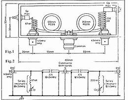Image result for homebrew vhf uhf duplexer on uhf cavity filters, signal combiner diplexer, catv diplexer, 6m diplexer, telecom diplexer, uhf tee,
