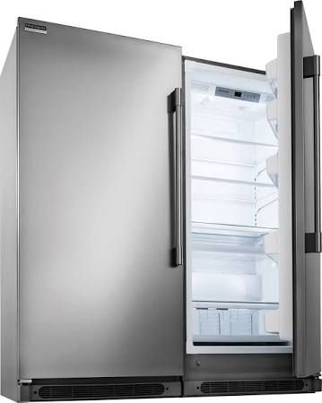 Whirlpool 60 Side By Side Refrigerator And Freezer Set Google