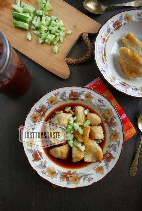 Resep Pempek Ayam Jtt Resep Makanan Beku Resep Makanan Resep