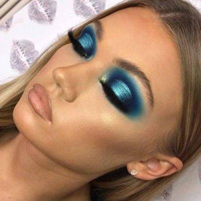 Stacey Marie Carnival Palette Eyeshadow Makeup Teal Makeup Makeup