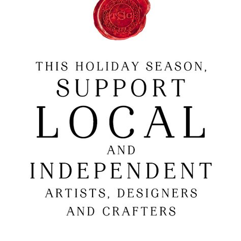 GIVE WELL. SHOP LOCAL.                                                                                                                                                                                 More