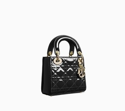7a98bddacc Mini Lady Dior calfskin bag in 2019 | BAGS | Dior, Lady dior, Lady ...