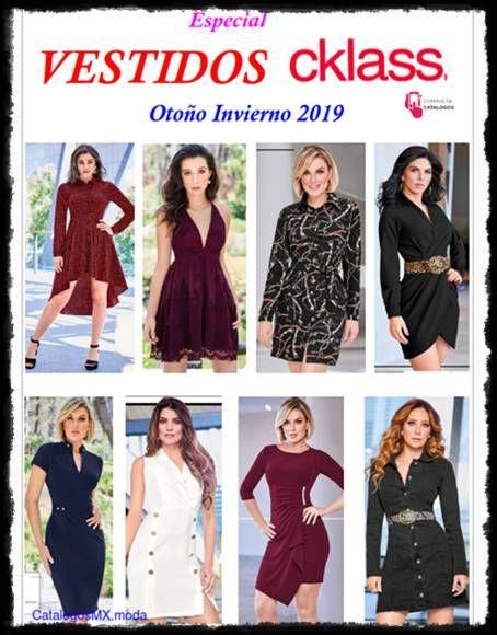 Folleto Virtual Vestido De Cklass Pv 2021 Vestidos Cklass Vestidos De Otono Cklass Ropa