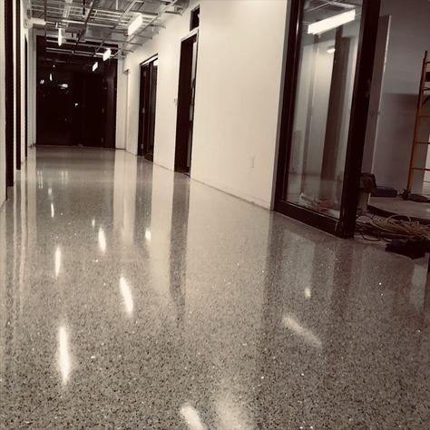 Terrazzo Flooring Contractor In 2019 Videos Terrazzo