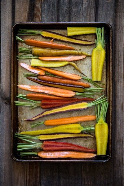 Eat Carrots For A Boost Of Vitamins  - DIY Skin Remedies Dermatologists Actually Recommend - Photos