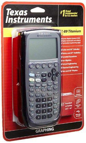 Texas Instruments TI-89 Titanium Graphing Calculator | 10