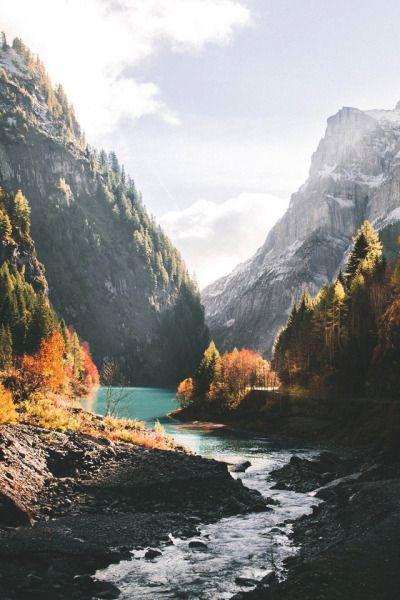 Lsleofskye Heidiland Switzerland Doeeme Nature Photography Beautiful Landscapes Scenery