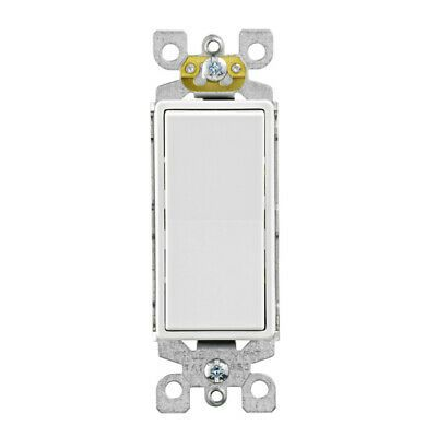 Ad Ebay Url Leviton 05603 0wm 3 Way Rocker Switch 15 Amp White In 2020 Leviton Smart Dimmer Switch Switch