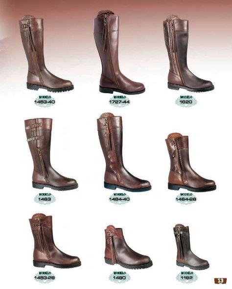 Valverde del camino   schoenen Zapatos, Tipos de zapatos