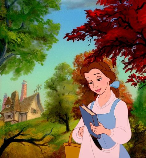 """""""With a dreamy far-off look, and her nose stuck in a book… """""""