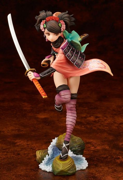 Momohime Figure OIRONAOSHI ALTER Oboro Muramasa:The Demon Blade 1//8 PVC Model