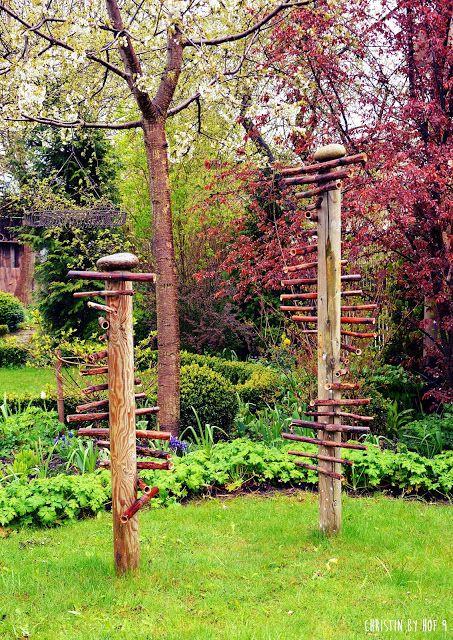 Hof 9: Kunst im Garten ....
