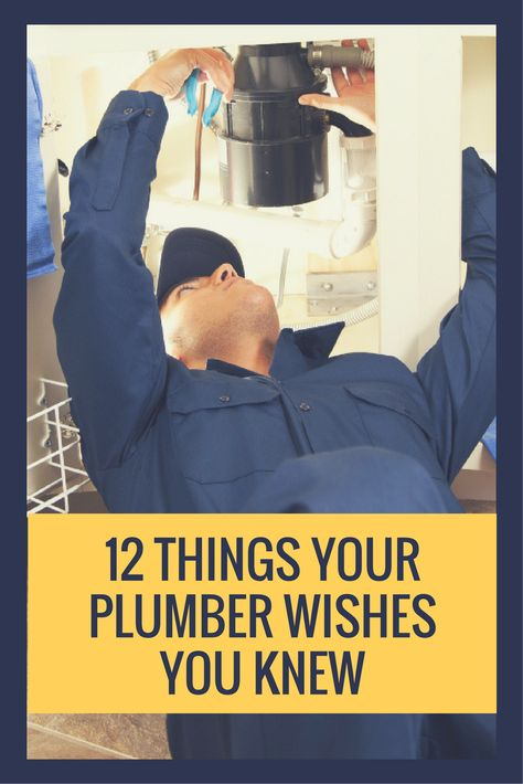 Plumbing problems seem to come most often at night and on weekends, when a plumber's time is most expensive. But most home plumbing issues are avoidable if you do a little preventative maintenance. We've put together a list of all the things your plumber wishes you knew, so you can avoid those late-night, off hours, plumbing repairs.