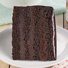 Favorite Fudge Birthday Cake Recipe King arthur flour King